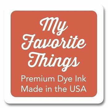 MY FAVORITE THINGS Premium Dye Ink Cube Tangy Orange