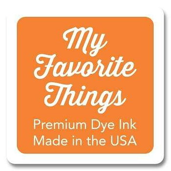 MY FAVORITE THINGS Premium Dye Ink Cube Orange Zest