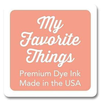 MY FAVORITE THINGS Premium Dye Ink Cube Coral Crush