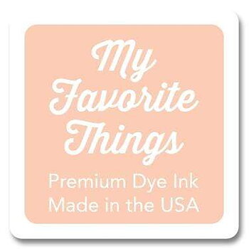 MY FAVORITE THINGS Premium Dye Ink Cube Peach Bellini