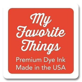 MY FAVORITE THINGS Premium Dye Ink Cube Poppy