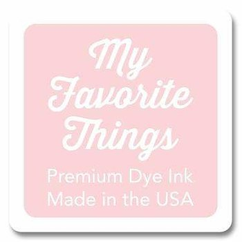 MY FAVORITE THINGS Premium Dye Ink Cube Tickled Pink