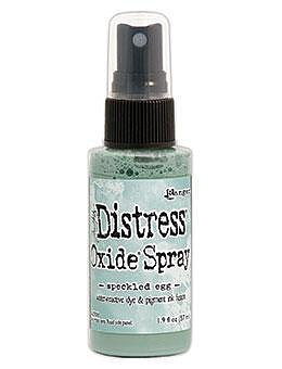RANGER Tim Holtz Distress Oxide  Speckled Egg