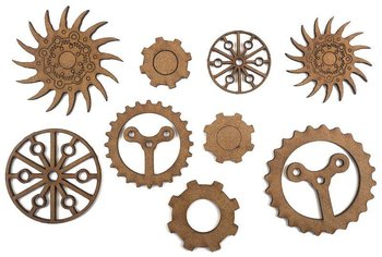 CREATIVE EXPRESSIONS-Art-Effex Cogs & Gears