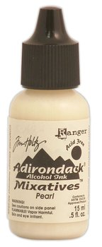 RANGER -Tim Holtz Adirondack alcohol ink metallic mixatives pearl