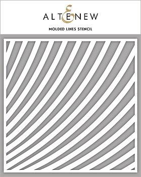 ALTENEW -Molded Lines Stencil