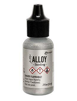 RANGER -Tim Holtz Alloys Sterling, 0.5oz