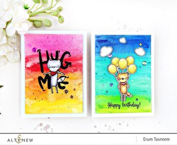 ALTENEW-Hug Me Stamp & Die Bundle