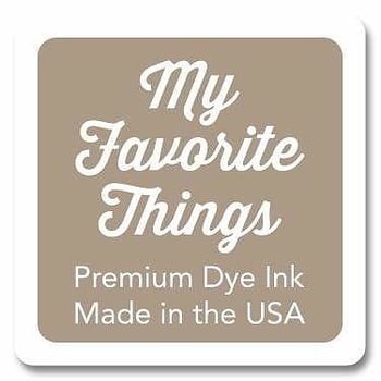 MY FAVORITE THINGS Premium Dye Ink Cube Kraft