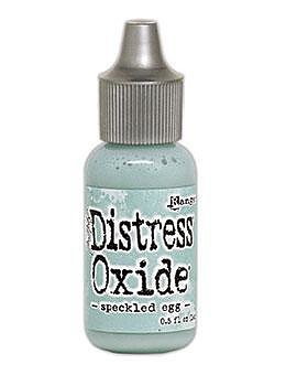 RANGER Tim Holtz Distress Oxide Re-Inker Speckled Egg 0.5oz