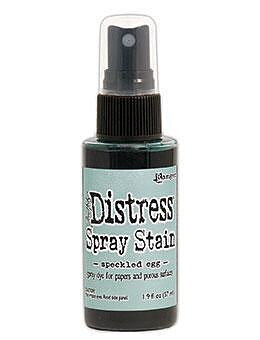 RANGER Tim Holtz Distress Spray Stain Speckled Egg 2oz