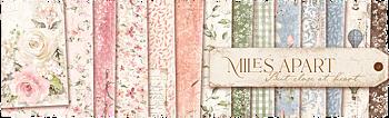 MAJA DESIGN Miles Apart - Paper Pack