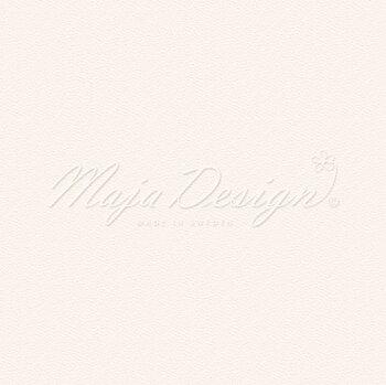 MAJA DESIGN Monochromes - Shades of Miles - Soft White 6x6
