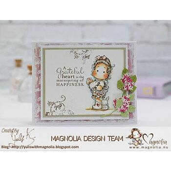MAGNOLIA Hippity Hoppity- Flower bunny Tilda