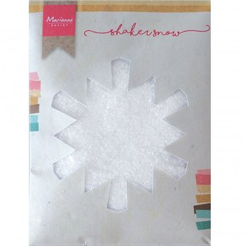 Marianne Design - Shaker snow