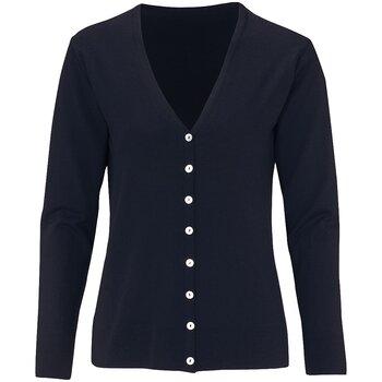 Damcardigan 18075-27 Merino Wool