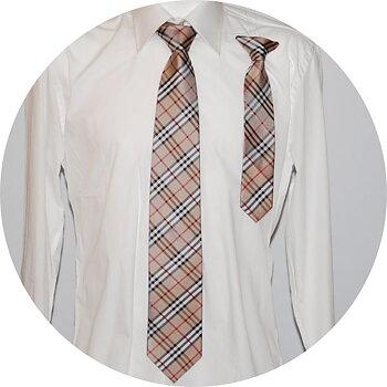 Far och son slipsar FS095
