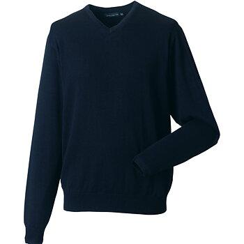 Pullover Marinblå