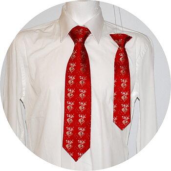 Far och son slipsar FSjul