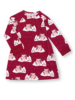NIGHTDRESS l/s POLAR BEARS