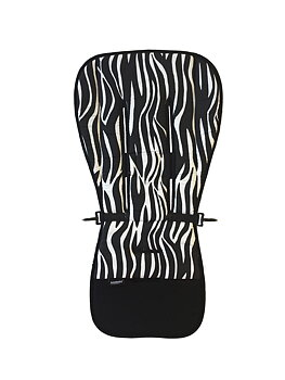 Sittdyna Zebra