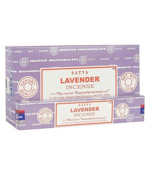 Incense Sticks Satya - Lavender