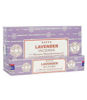 Incense Sticks Satya - Lavender