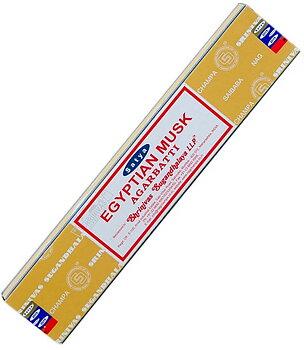 Incense Sticks Satya - Egyptian Musk