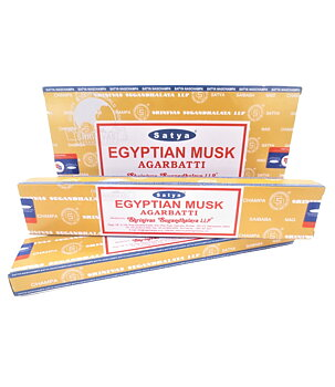 Incense Sticks Satya - Egyptian Musk