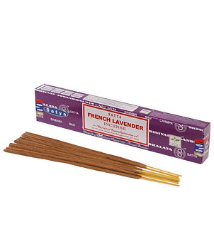 Incense Sticks Satya - French Lavender