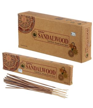 Incense Sticks Goloka - Natural Sandalwood