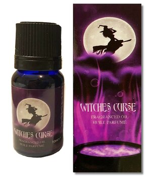 Magic Fragrance oil - Witches Curse, 10ml