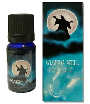Magic Fragrance oil - Wizards Spell, 10ml