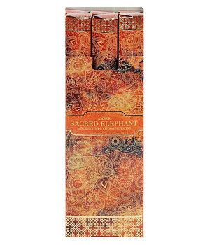 Incense Sticks Hexa Sacred Elephant - Amber