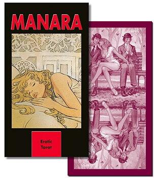Erotic Tarot Manara