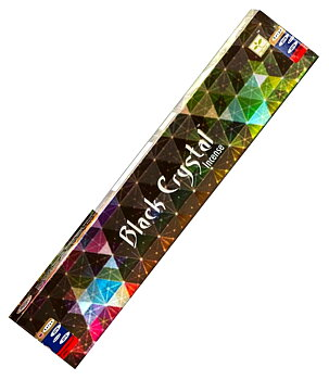 Incense Sticks Satya - Black Crystal
