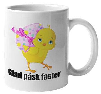 Mugg - Glad påsk faster