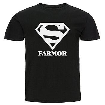 T-shirt - Super farmor