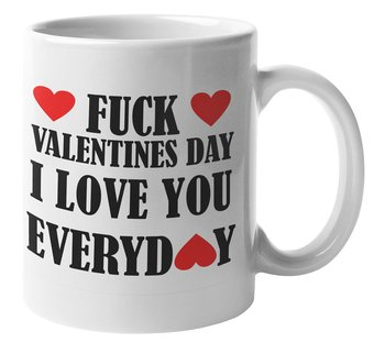 Mugg - Fuck Valentines day