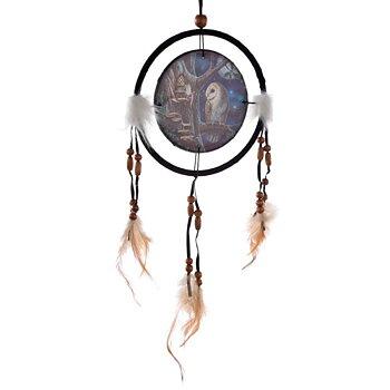 Drömfångare - Uggla och älva, Fairy tales, 16 cm