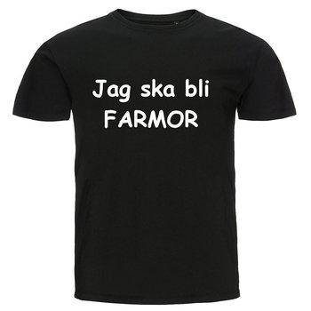 T-shirt - Jag ska bli farmor