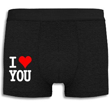 Boxershorts - I LOVE YOU