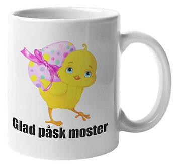 Mugg - Glad påsk moster