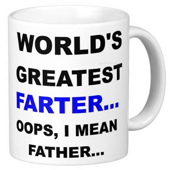 Mugg -  World's greatest farter