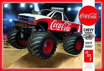 1988 Chevy Silverado MT 'Coca Cola' 1/25