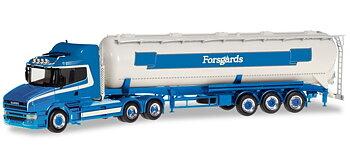 Scania T164  b/tr 'Forsgårds'
