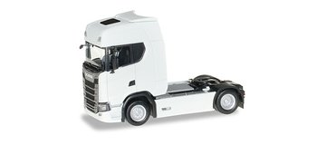 Scania CS20 HD dragbil 2a, white