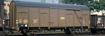 Godsvagn Gs, DSB Ep IV