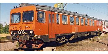 Motorvagn SJ YF1 1325, DCC m ljud