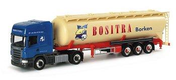 Scania R TL silo semitrailer 'Bositra' (UTG)